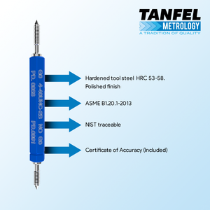 High Quality Tread Plug Gauges | Tanfel Metrology