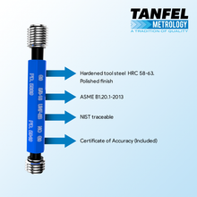 Load image into Gallery viewer, High Quality Thread Plug Gages | Tanfel Metrology