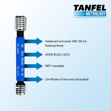 Load image into Gallery viewer, Quality thread plug gage | Tanfel Metrology