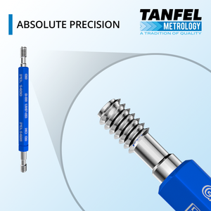 Precision #8-36 UNF Thread Plug Gauge | Tanfel Metrology