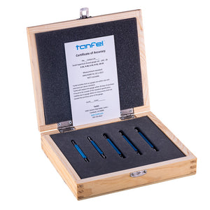 Taperlock Go-NoGo thread plug gauge - gage set | Tanfel Metrology