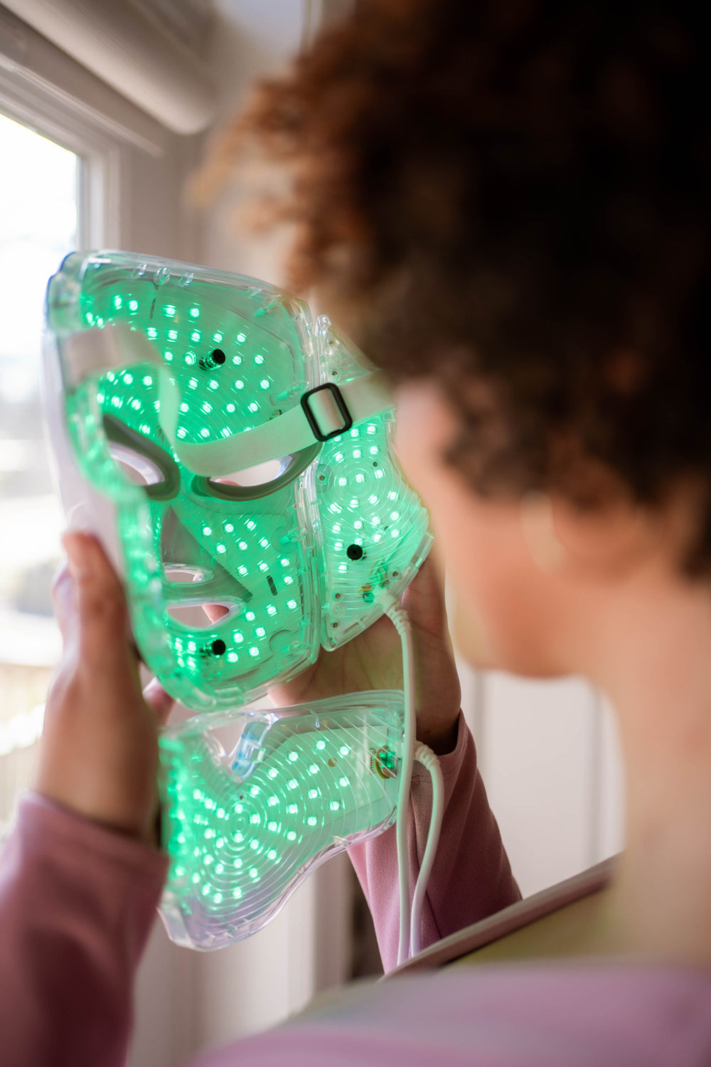 DermaLight-Green-Light-Therapy-Mask-Derma-Light