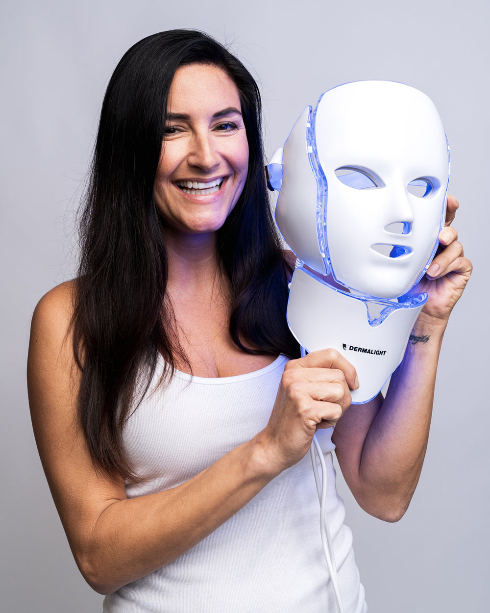 DermaLight- Blue-Light-Therapy-Mask-Derma-Light