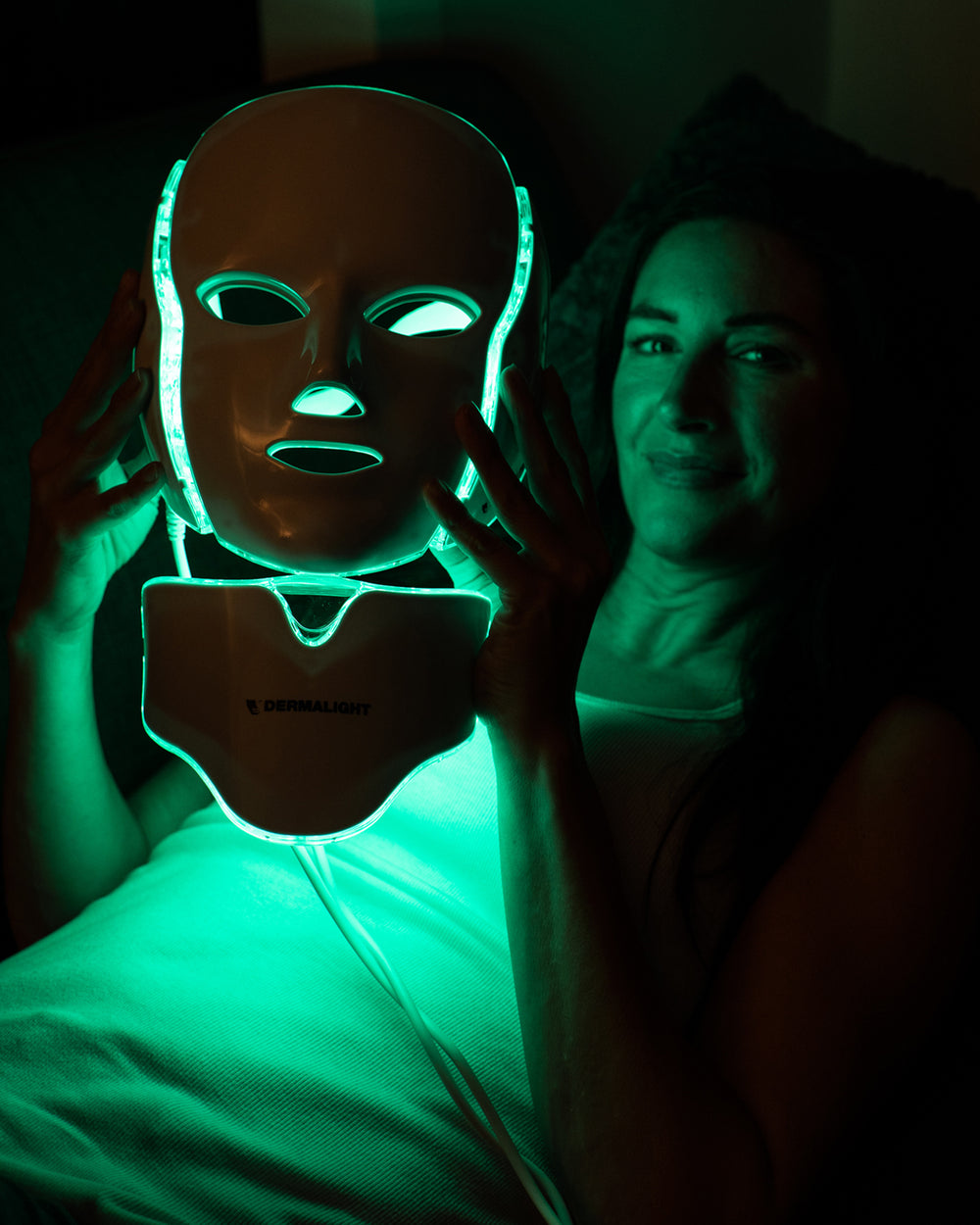 Derma-Light-Mask-LED-Green-Light-Therapy-Dermalight