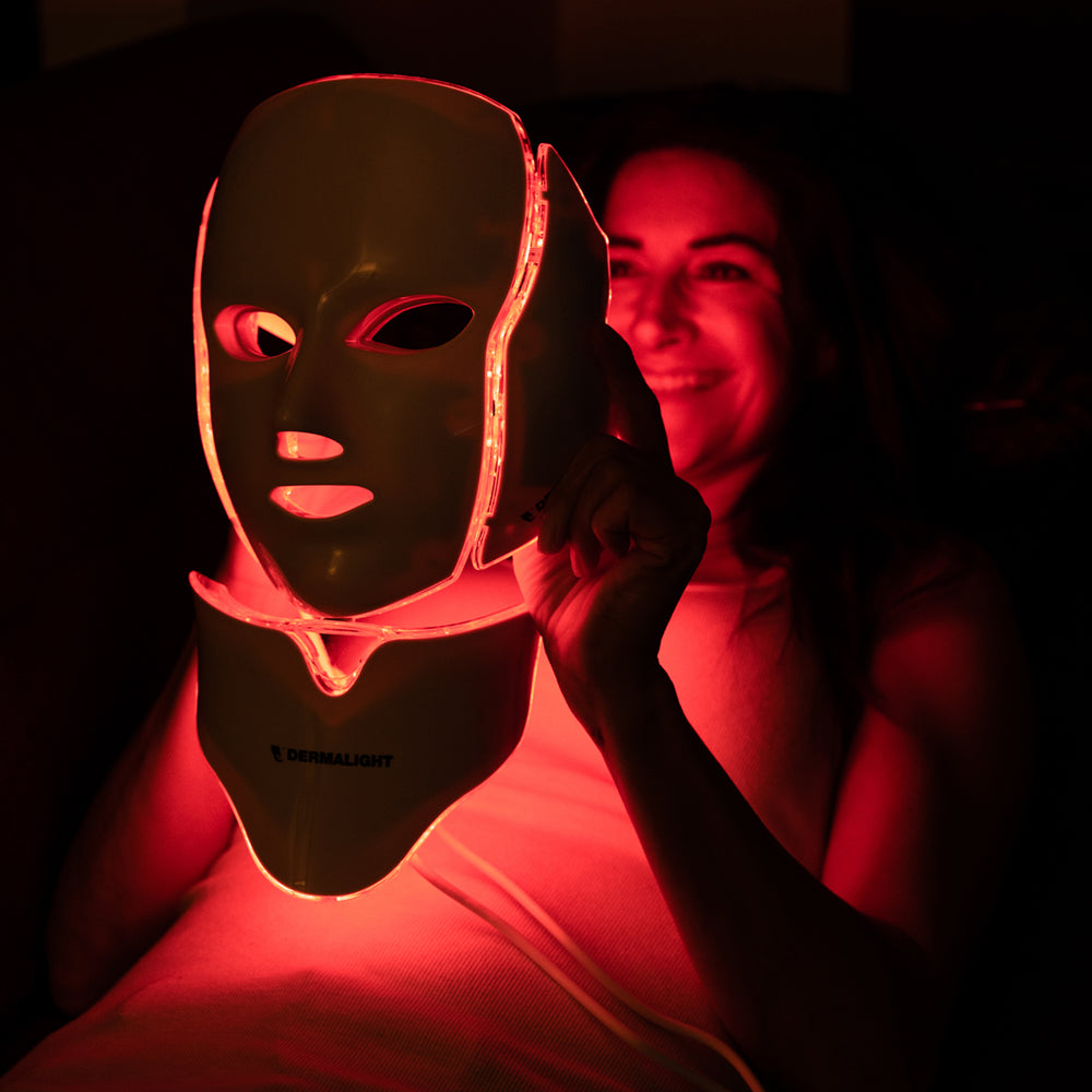DermaLight - Mask - LED - Red-Light-Therapy