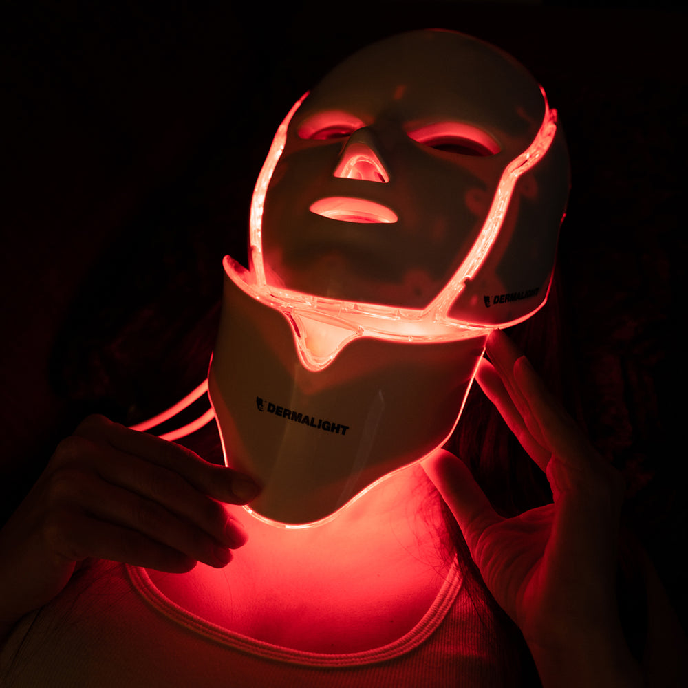 Best-Red-Light-Therapy-Mask-DermaLight-Derma-Light