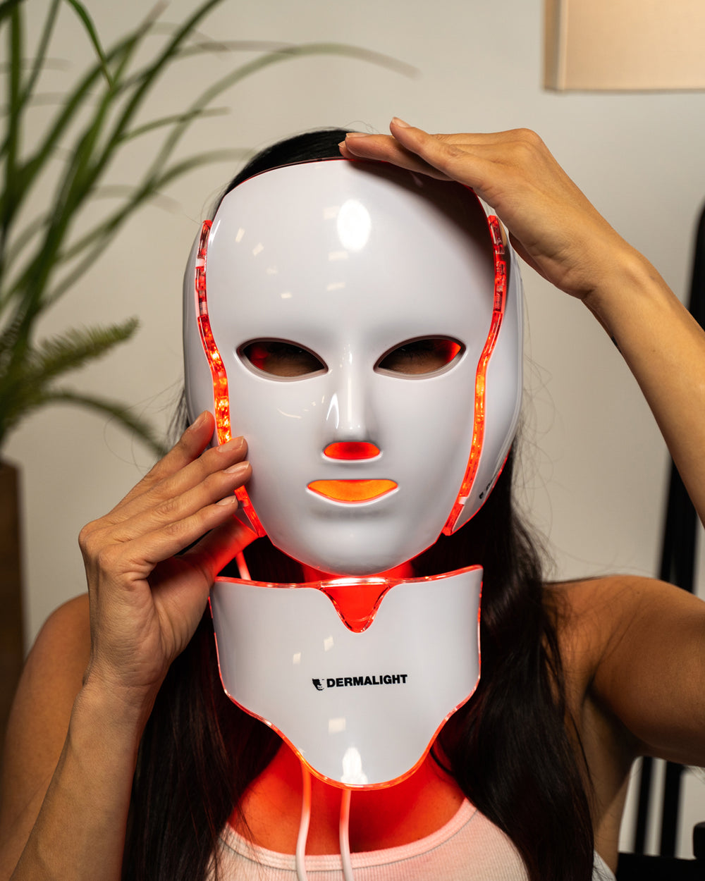 DermaLight- Red-Light-Therapy-Mask-Derma-Light