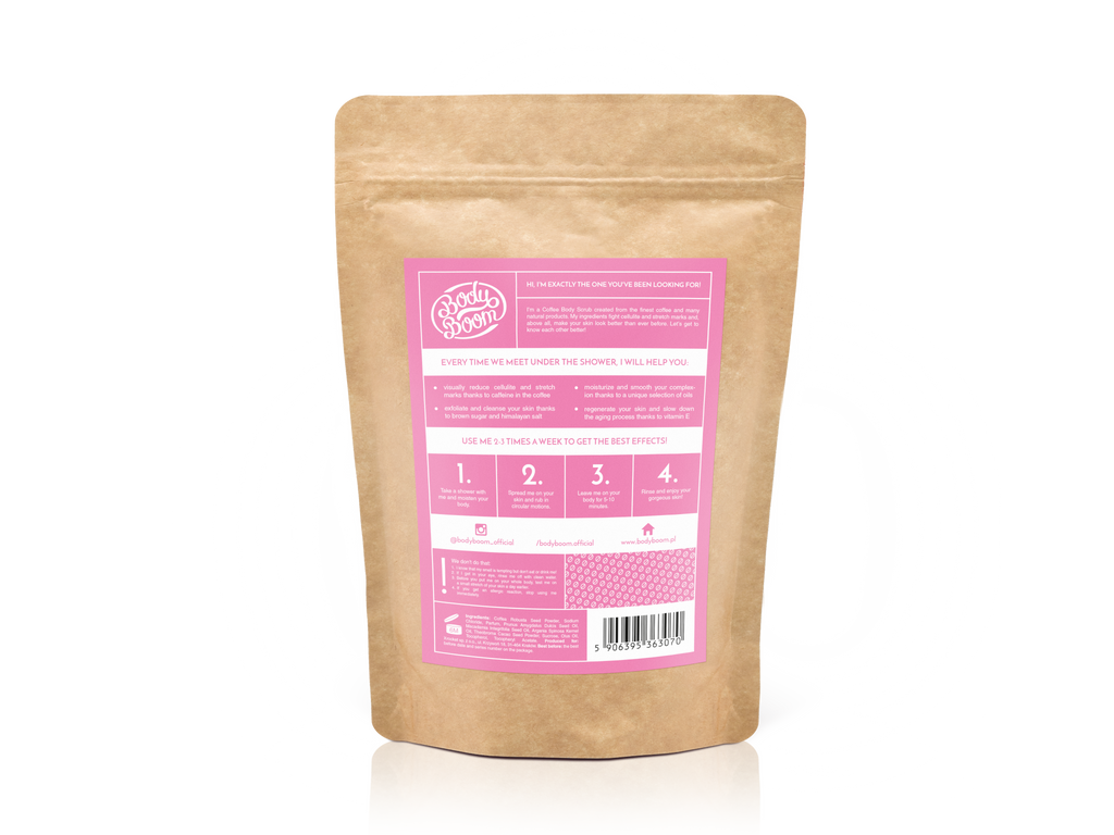 Seductive Original Coffee Scrub