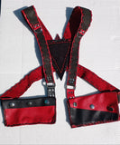 Red & Black holster