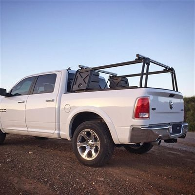 "LEITNER DESIGNS ACTIVE CARGO SYSTEM CLASSIC BED RACK - 6'-4"" FOOTBED - USA Safe & Vault"