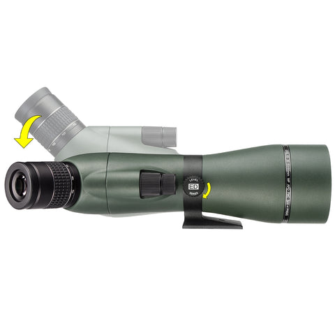 Barska 20-60x85mm Level ED Spotting Scope AD12806 - USA Safe & Vault