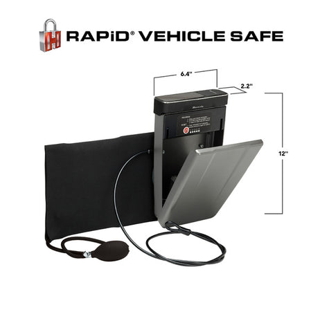 Hornady RAPiD® Vehicle Safe - USA Safe And Vault