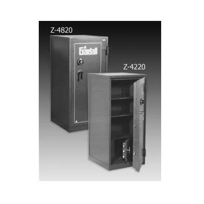 "Gardall Dual Security ""B"" Rated Safe Within A 2Hr Fire Safe Z4820 - USA Safe & Vault"