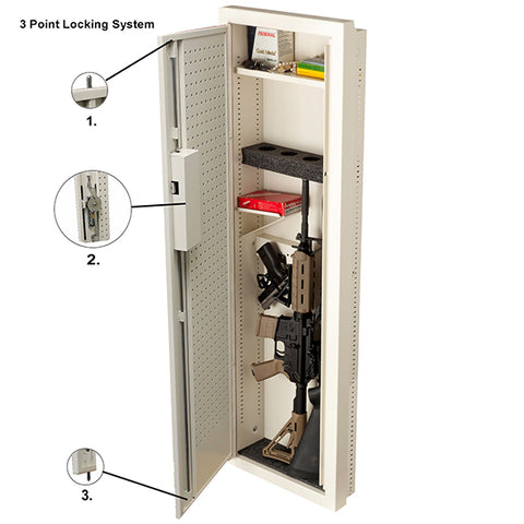 V-Line Closet Vault II-Ivory Security Safe 51653-S IVY