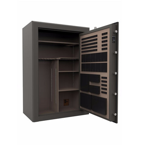 Cannon American Eagle Fireproof Gun Safe - 48 Gun Capacity, - USA Safe and Vault