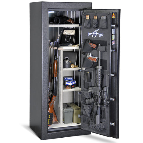 AMSEC BFII6024 120-Min Fire and Burglary Protection Gun Safe - USA Safe & Vault