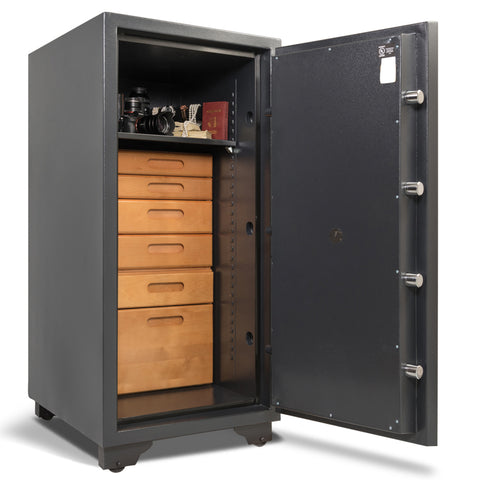 AMSEC CSC4520 CSC Series Composite Burglary 2 Hour Fire Rated Safe, - USA Safe and Vault