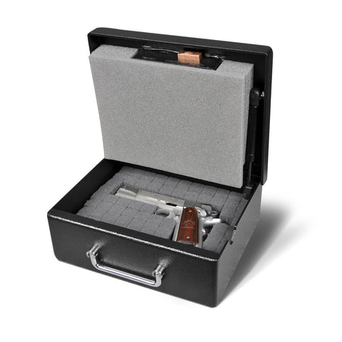 AMSEC Pistol Safe PS1210HD - USA Safe And Vault