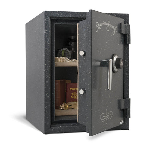 AMSEC 2 Hour UL-Rated Fire Safe UL1812X - USA Safe And Vault