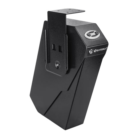 Barska Quick Access Handgun Desk Safe  AX13094 - USA Safe & Vault