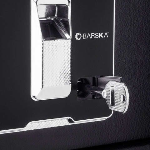 Barska Digital Keypad Biometric Safe, - USA Safe and Vault