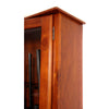 Image of American Furniture Classics Slanted Base Gun Cabinet 898 - USA Safe & Vault