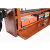 Image of American Furniture Classics 4 Gun Wall Rack, - USA Safe and Vault
