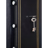 Image of American Furniture Classics 5 Gun Metal Security Cabinet 905, - USA Safe and Vault