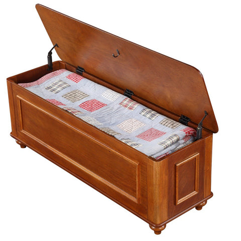 American Furniture Classics Hope Chest with Gun Concealment, - USA Safe and Vault