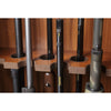 Image of American Furniture Classics 600 Gun Cabinet, - USA Safe and Vault