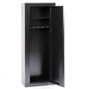 Image of American Furniture Classics Tuff Stor 10 Gun Metal Security Cabinet, - USA Safe and Vault