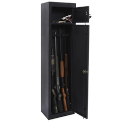 American Furniture Classics 5-Gun Metal Security Cabinet 906