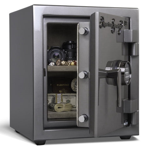 AMSEC BF1512 BF® Series Fire Rated Burglary 1 Hour Protection Safe - USA Safe And Vault