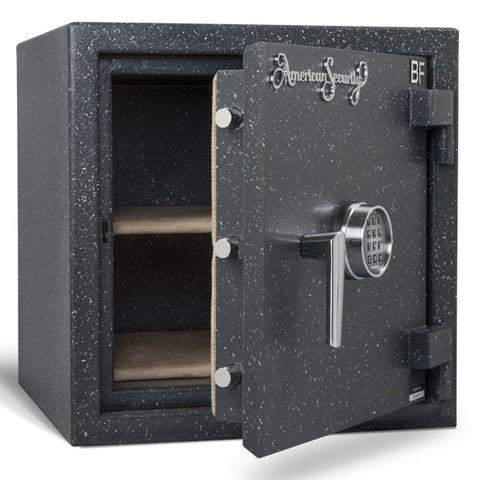 AMSEC BF1716 BF® Series Fire Rated Burglary 1 Hour Protection Safe - USA Safe And Vault