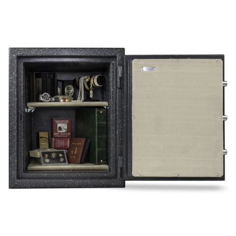 AMSEC BF2116 BF® Series Fire Rated Burglary 1 Hour Protection Safe, - USA Safe and Vault
