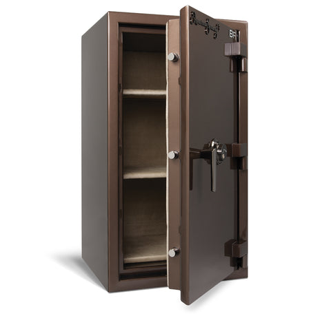 AMSEC BF3416 BF® Series Fire Rated Burglary 1 Hour Protection Safe, - USA Safe and Vault