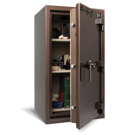 AMSEC BF3416 BF® Series Fire Rated Burglary 1 Hour Protection Safe - USA Safe And Vault