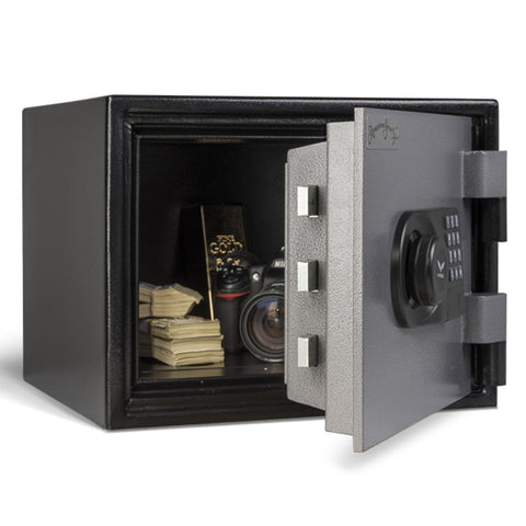 AMSEC BFS912E5LP 80-Minute  Burglary Fire Protection Compact Safe, - USA Safe and Vault
