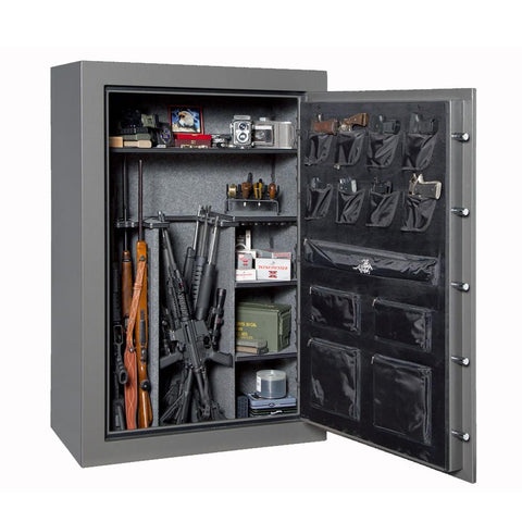 Winchester Bandit 31 Fireproof Gun Safe, Gunmetal - USA Safe And Vault