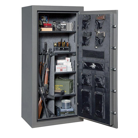 Winchester Bandit 19 Fireproof Gun Safe, Gunmetal (on Backorder until December 2020) - USA Safe And Vault