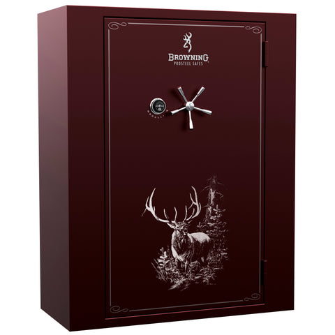 Browning Medallion Tall Extra Wide 2019 Model Gun Safe M65T - USA Safe And Vault