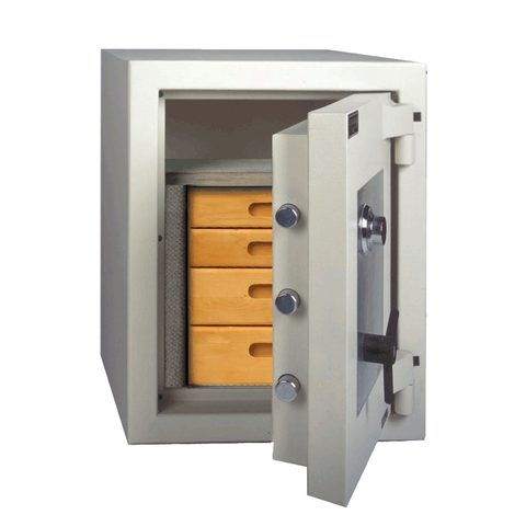 AMSEC CF1814 High Security Composite 2 Hour Fire Protection TL30 Safe - USA Safe & Vault
