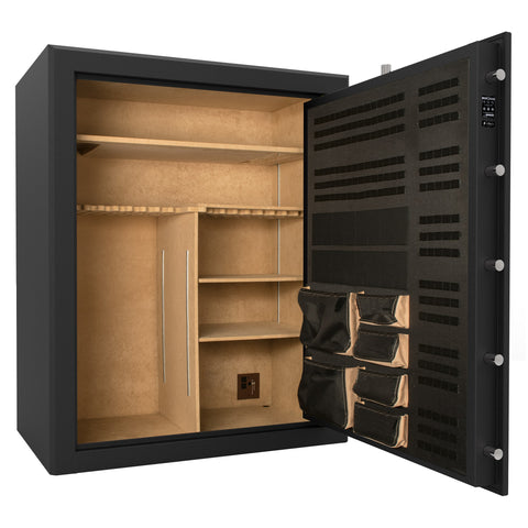 Cannon American Eagle Fireproof Gun Safe - 72 Gun Capacity AE594830-60 - USA Safe And Vault