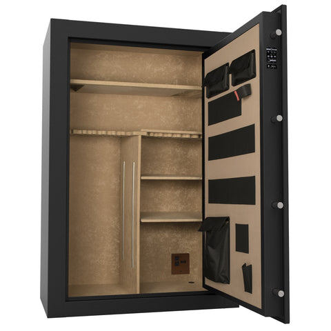 Cannon Capitol Fireproof Gun Safe - 64 Gun Capacity - USA Safe And Vault