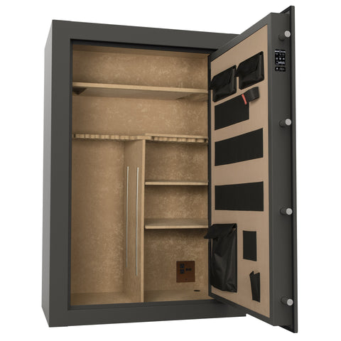 Cannon Capitol Fireproof Gun Safe - 64 Gun Capacity, - USA Safe and Vault