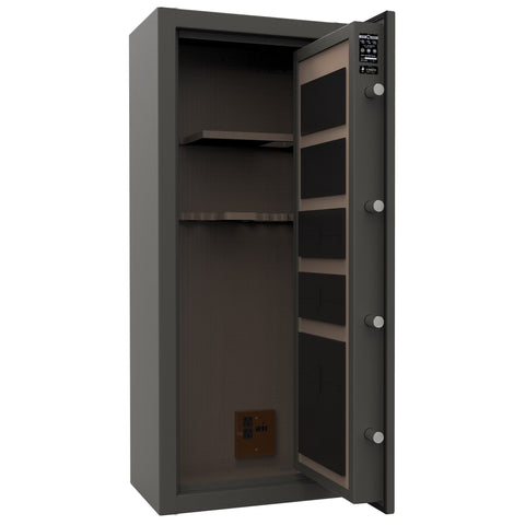 Cannon Capitol Deluxe Fireproof Gun Safe - 12 Gun Capacity CP482014AR-30 - USA Safe And Vault