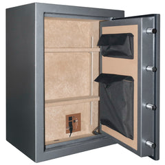 Cannon Director Collection 75-minute Fire Rated Safe, Deep Graphite DR8-H11HEC-16 DISCONTINUED