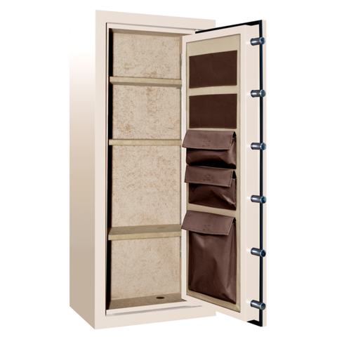 Cannon The Reflection Collection 45-Minute Fireproof Safe RF4820 , Hammertone Beige/ Hammertone Canyon Earth White (Available on BACKORDER) - USA Safe And Vault