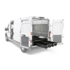 Image of Decked Ford Econoline Cargo Van Storage System (1992-2014) VNFD92ECXT65 - USA Safe And Vault