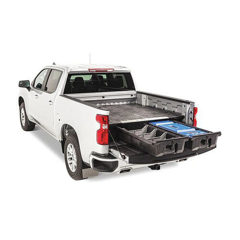 Decked Ram 1500 Truck Bed Storage System DR1 - USA Safe And Vault